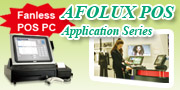 AFOLUX Economical POS Panel PC